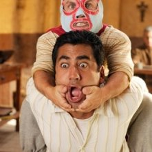 Rico Rodriguez e Kal Penn  in in una scena di Epic Movie