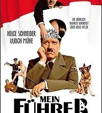 La locandina di Mein Führer