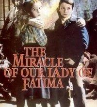 La locandina di Nostra Signora di Fatima
