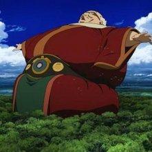 Una immagine del film Paprika del regista giapponese Satoshi Kon (2006)