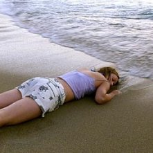 Olivia Wilde  in una scena del film Turistas
