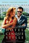 La locandina italiana di Hotel a cinque stelle