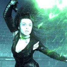 Helena Bonham Carter in una scena del film Harry Potter e l'Ordine della Fenice