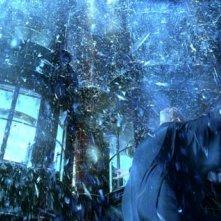 Joseph Fiennes è Lord Voldemort in una suggestiva scena del film Harry Potter e l'Ordine della Fenice