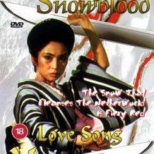 La locandina di Lady Snowblood 2: Love Song of Vengeance
