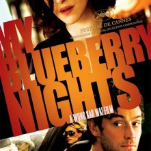 La locandina di My Blueberry Nights
