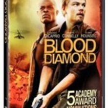 La copertina DVD di Blood Diamond