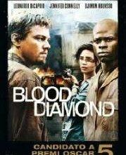 La copertina DVD di Blood diamond- Diamanti di sangue (doppio dvd)