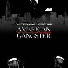 Un poster di American Gangster