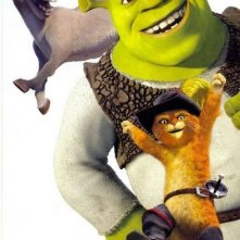 Poster promo per Shrek the Third