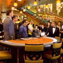 Eddie Jemison e Al Pacino in una scena del film Ocean's Thirteen