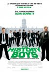 La locandina italiana di The History Boys