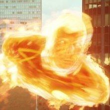 Chris Evans, un'interpretazione di fuoco ne I fantastici 4 e Silver Surfer