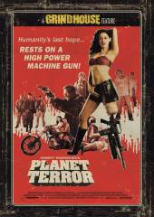 Grindhouse – Planet Terror in streaming & download