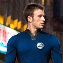 Chris Evans nel superomistico  I fantastici 4 e Silver Surfer
