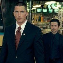 Christian Bale e Freddy Rodriguez insieme nel film Harsh Times - I giorni dell'odio