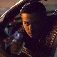 Freddy Rodriguez in una scena del film Harsh Times - I giorni dell'odio