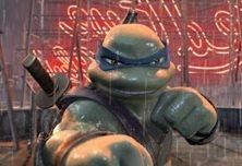 Uno dei protagonisti di TMNT, il film d'animazione sui Teenage Mutant Ninja Turtles