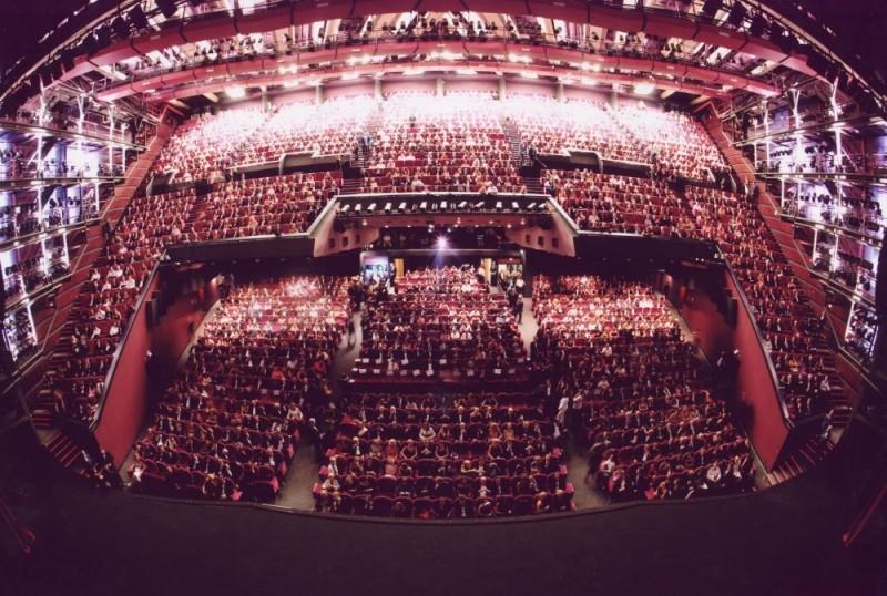 Una Splendida Veduta Del Grand Theatre Lumiere 41431