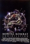 La locandina di Mortal Kombat - Distruzione totale