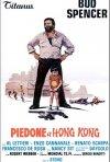 La locandina di Piedone a Hong Kong