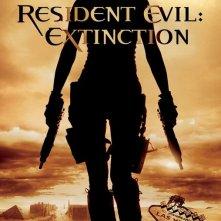poster di Resident Evil: Extinction