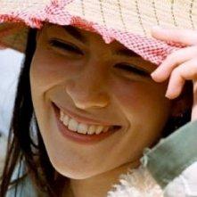 Un primo piano di Marija Petronijevic dal film Promettilo!