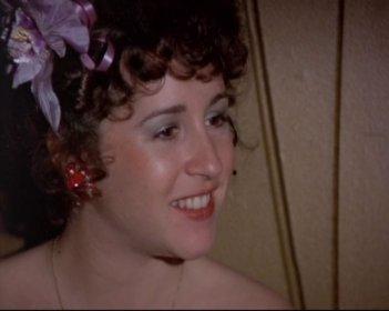 Valerie Landsburg in una scena del telefilm 'Saranno Famosi'