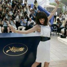 Festival di Cannes 2007: Asia Argento presenta 'Boarding Gate'