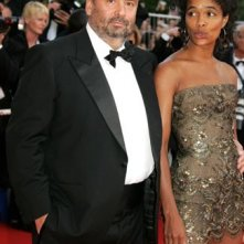 Cannes 2007: Luc Besson con sua moglie