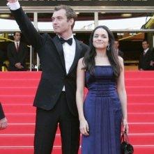 Cannes 2007:  Norah Jones e Jude Law presentano My Blue Berry Nights diretto da Wong Kar-wai