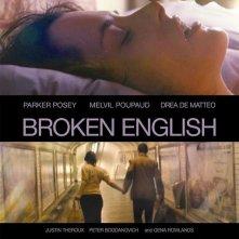La locandina di Broken English