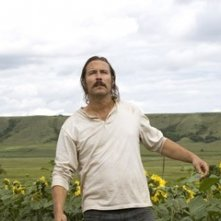 John Corbett in una sequenza del film The Messengers