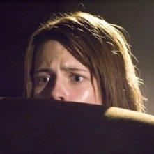 Kristen Stewart in una scena del film The Messengers (2007)