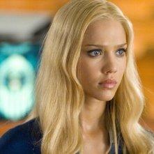 Jessica Alba nel superomistico I fantastici 4 e Silver Surfer