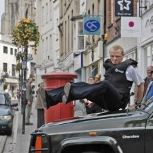 Simon Pegg in Hot Fuzz (2007)