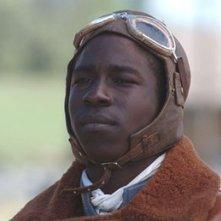 Abdul Salis in una scena del film Giovani Aquile