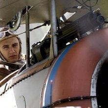 James Franco in una scena del film Giovani Aquile