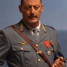 Jean Reno nel film Giovani Aquile