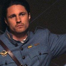 Martin Henderson in una scena del film Giovani Aquile - Flyboys
