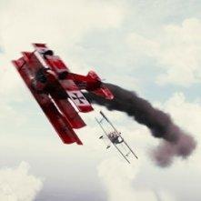Una scena del film Giovani Aquile - Flyboys (2006)