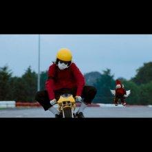 Una scena del film 'Mister Lonely'