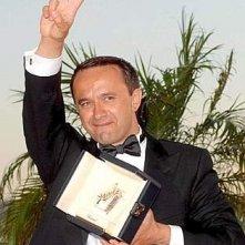 Cannes 2007, serata finale: Konstantin Lavronenko, premio Miglior Attore per per The Banishment