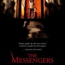 La locandina italiana di The Messengers