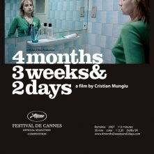 La locandina di 4 Months, 3 Weeks And 2 Days