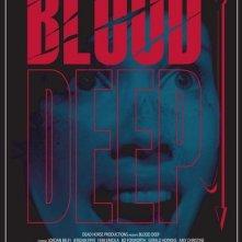 La locandina di Blood Deep