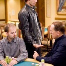 Daniel Negreanu, Eric Bana e Robert Duvall sul set di Le regole del gioco