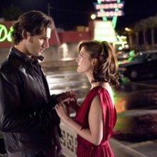 Eric Bana e Drew Barrymore in una scena di Le regole del gioco (2007)