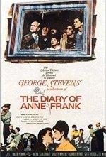 La locandina di Il diario di Anna Frank