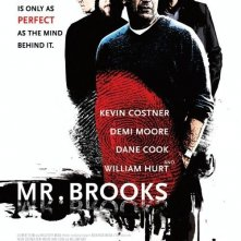 La locandina di Mr. Brooks
